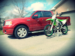 F150 &amp;amp; kx250f