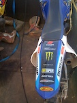 The YZ125