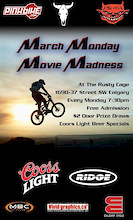 March Monday Movie Madness!