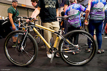 bamboo bike from Boo bikes.