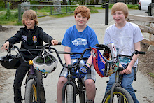 Group of Westside-Can-Ride-BMX