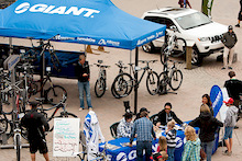 Giant/Whistler Bike Park Customer Appreciation Day