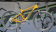 First Look: Turner's Carbon Racer - Sea Otter 2013