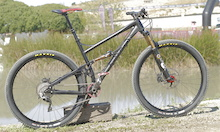 First Look: Banshee's Prototype Phantom 29er - Sea Otter 2013