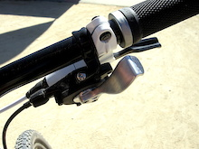 First Look: New BOX Components Trigger Shifter Design Could be Perfect for DH Riders - Sea Otter 2013