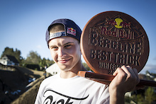 Red Bull Berg Line 2013  Szymon Godziek Wins Best Trick